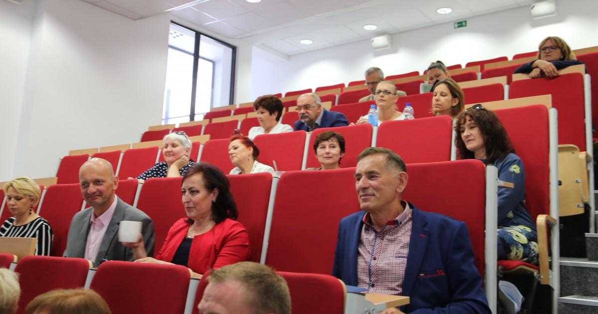 Więcej o: Wspólne obrady Konwentów Starostów i Dyrektorów PCPR Województwa Zachodniopomorskiego