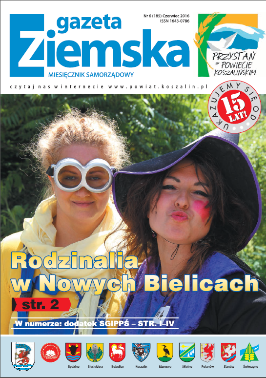 Więcej o: Gazeta Ziemska – czerwiec 2016