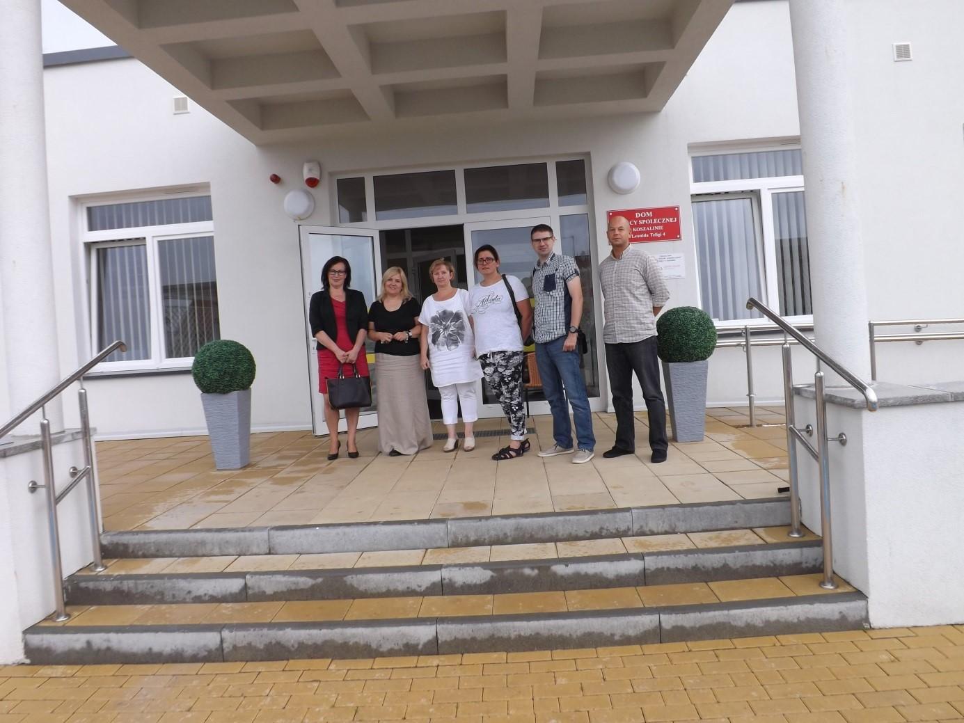 Więcej o: Wizyta w Domu Pomocy Społecznej w Koszalinie