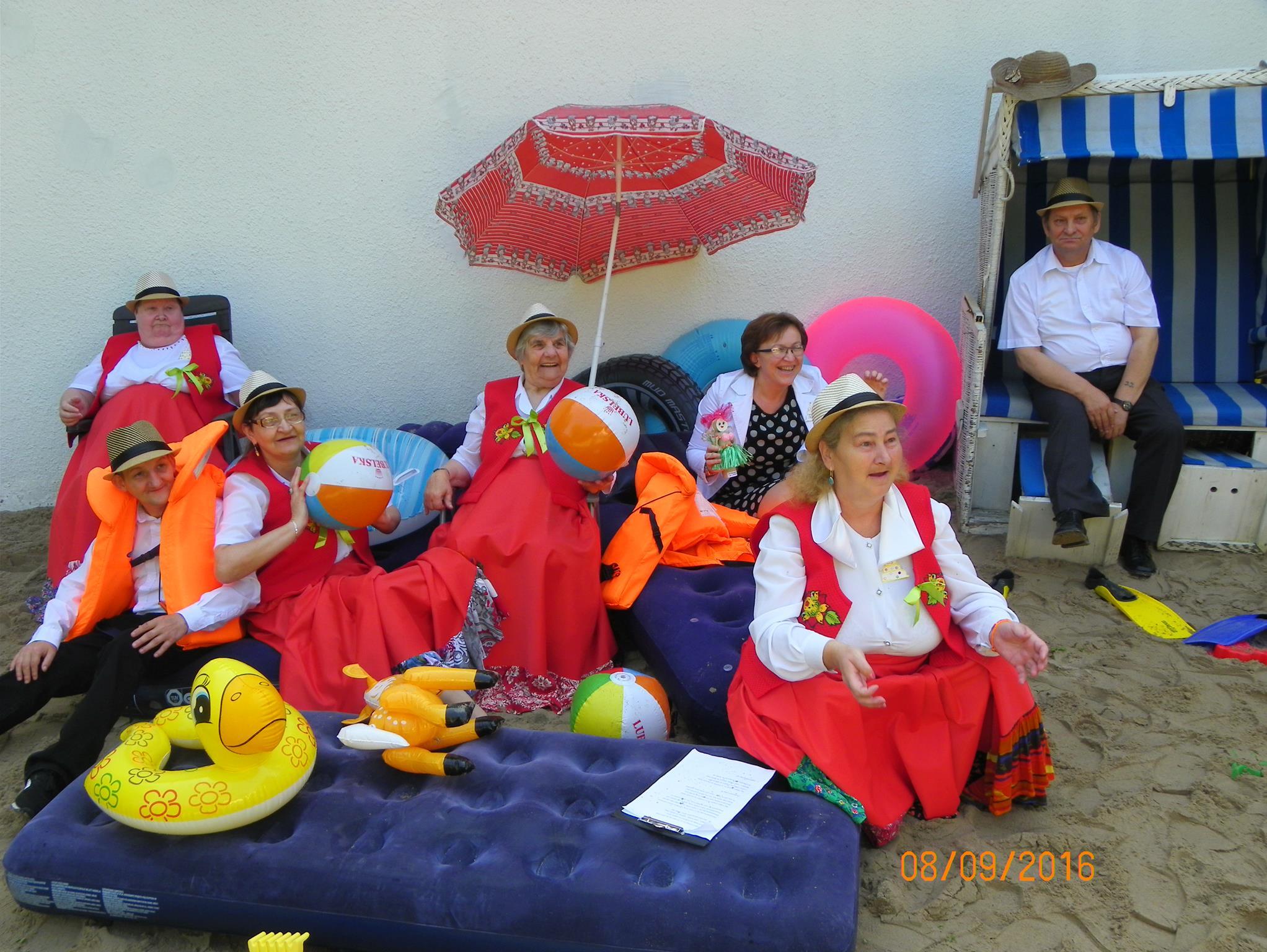 Więcej o: Dom Pomocy Społecznej w Mielnie ma już 25 lat !