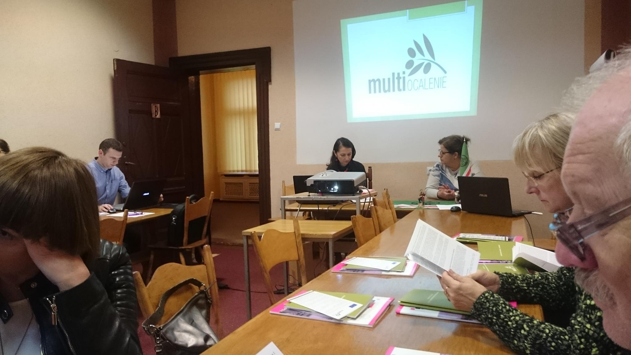 """Więcej o: Dwudniowe szkolenie """"Praca w środowisku wielokulturowym (w tym z uchodźcami)"""""""