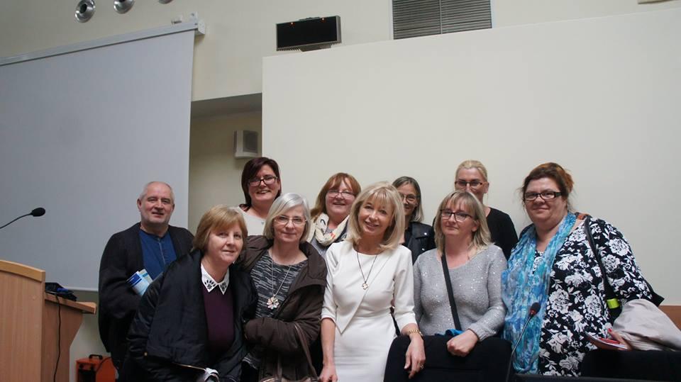 Więcej o: Spotkanie z sędzią Anną Marią Wesołowską