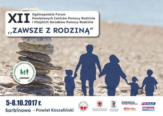 Więcej o: XII Ogólnopolskie Forum Powiatowych Centrów Pomocy Rodzinie i Miejskich Ośrodków Pomocy Rodzinie
