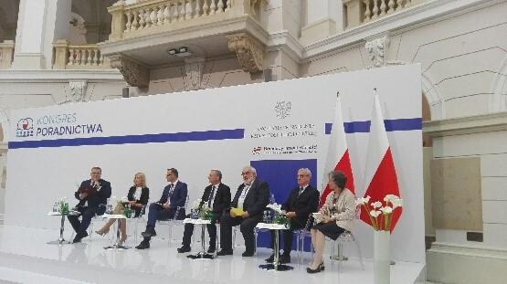 Więcej o: I Kongres poradnictwa w Warszawie